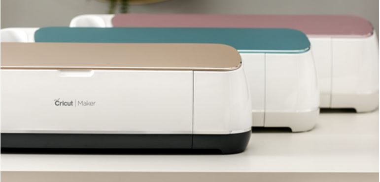 Cricut Maker Machine Colors