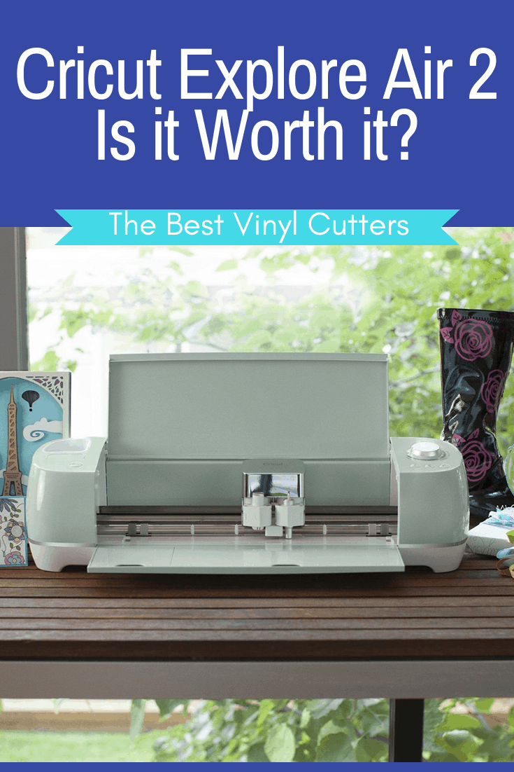 The Best Vinyl Cutters Cricut Air 2 Review