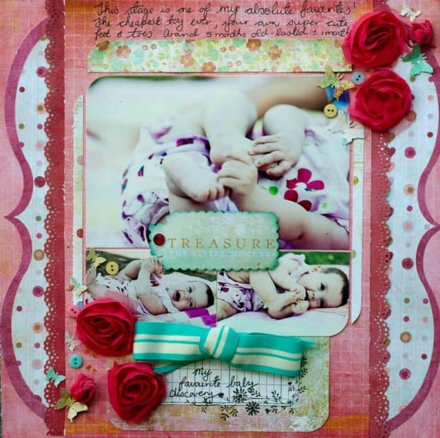 Scrapbook Title Ideas