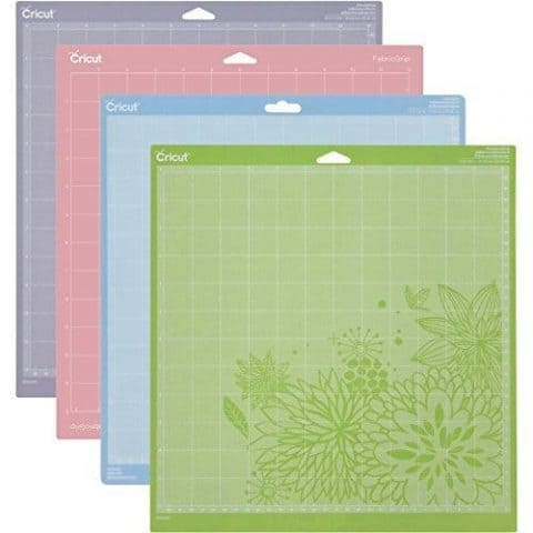 4 Types of Cricut Mats