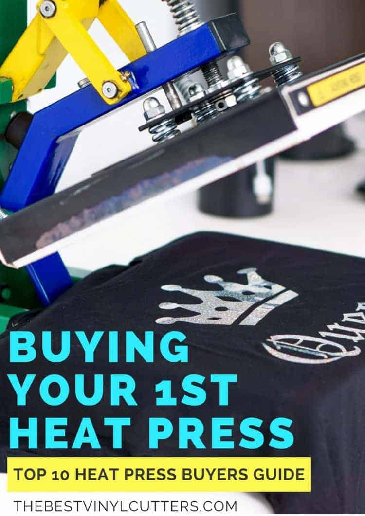 Buying a heat press machine