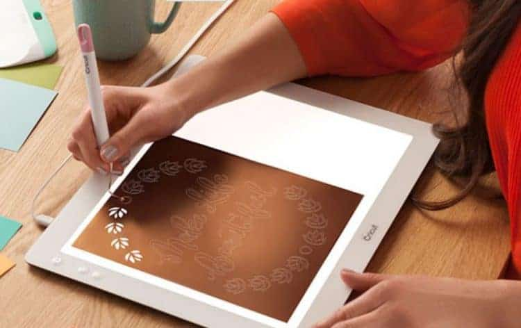 Cricut Bright Pad Weeding Vinyl