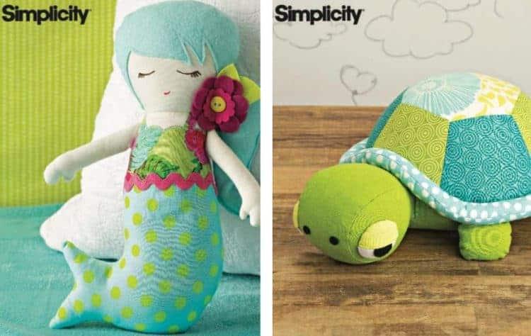 Cricut Maker Soft Toys