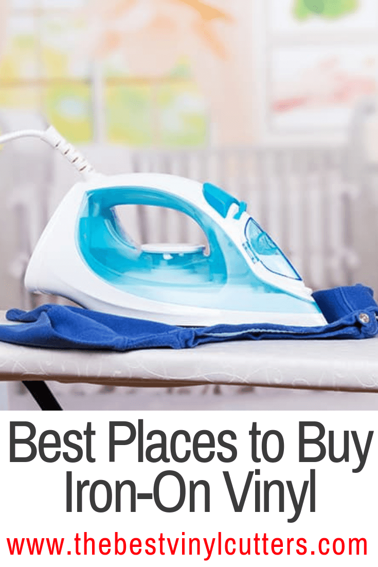 Best Places to Buy Iron-On Vinyl