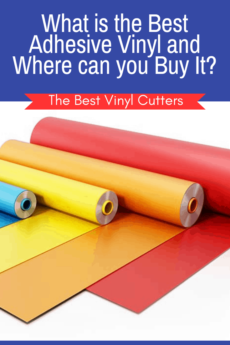 Where to buy Adhesive Vinyl