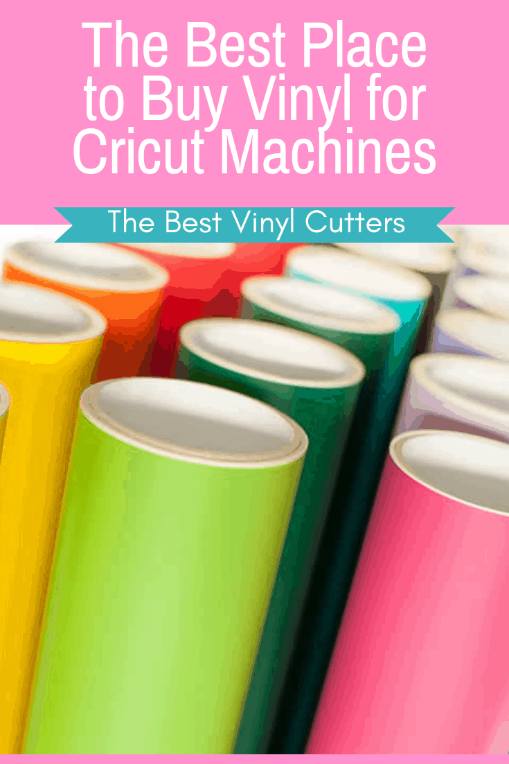 Best Place to Buy Vinyl for Cricut Machines