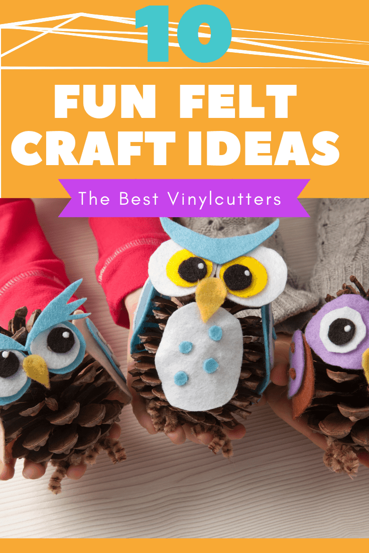 felt craft ideas