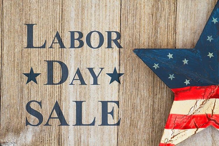 Labor Day Craft Sales
