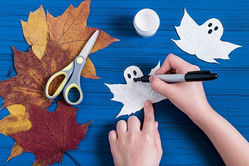 DIY Halloween Craft Ideas for Toddlers