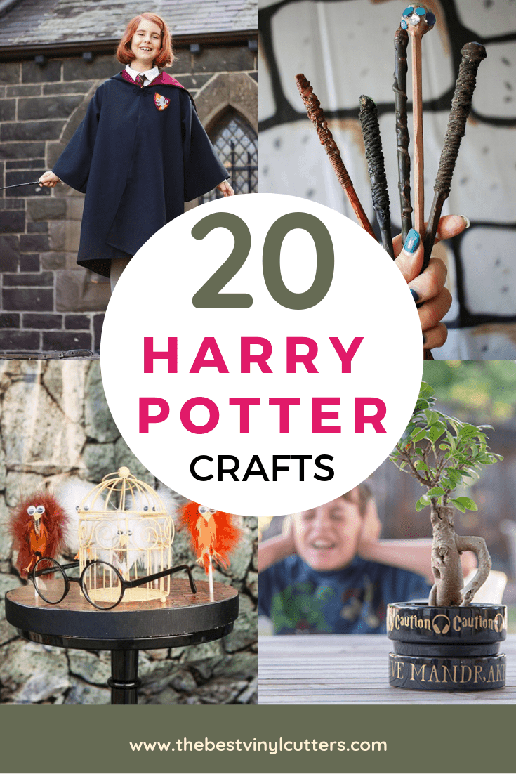DIY Harry Potter Craft Ideas