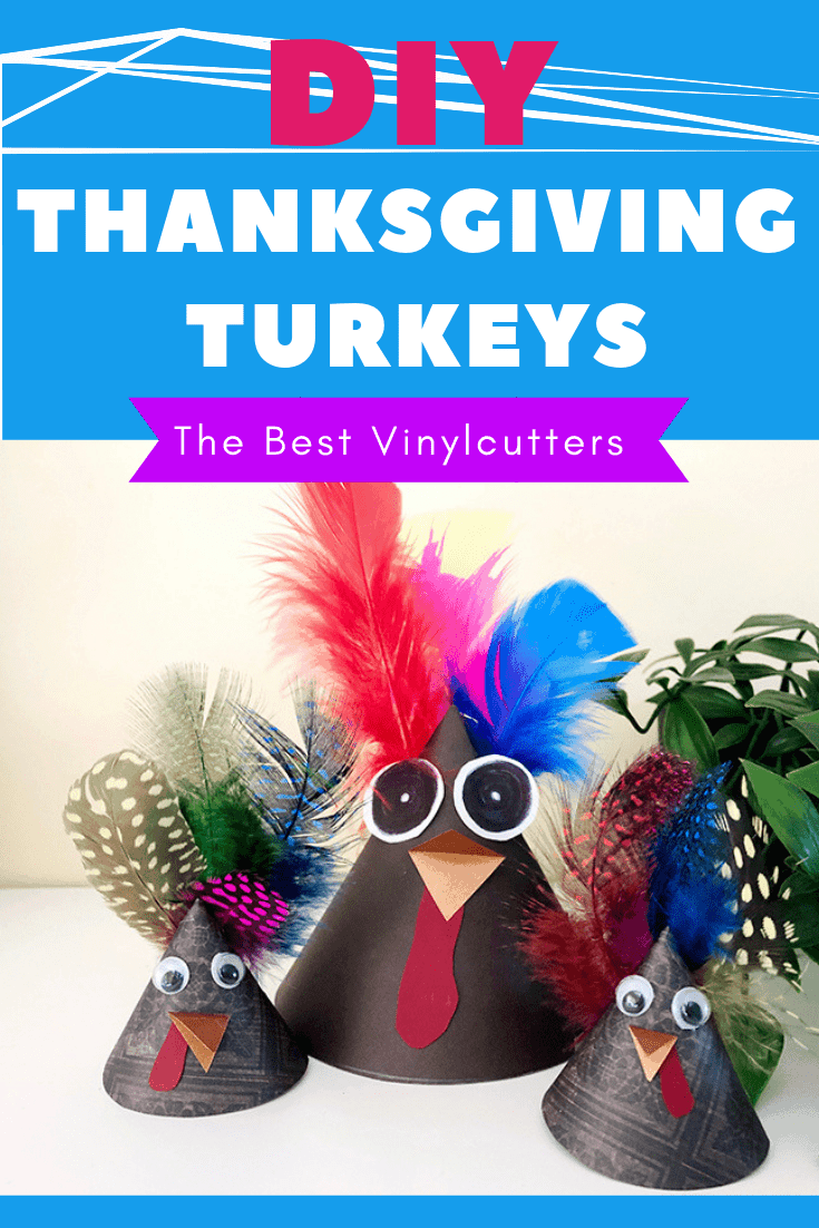DIY Thanksgiving Turkey Crafts for Kids
