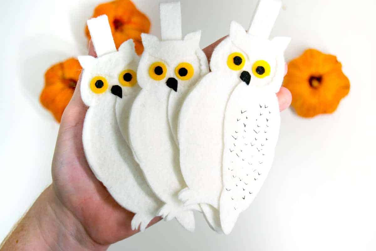 Easy Harry Potter Crafts