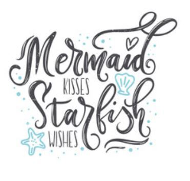 FREE Mermaid SVG Files to Download