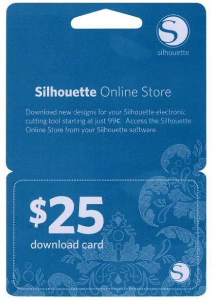 Silhouette Gift Card