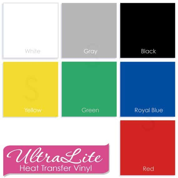 Siser Ultralite Best Heat Transfer Vinyl