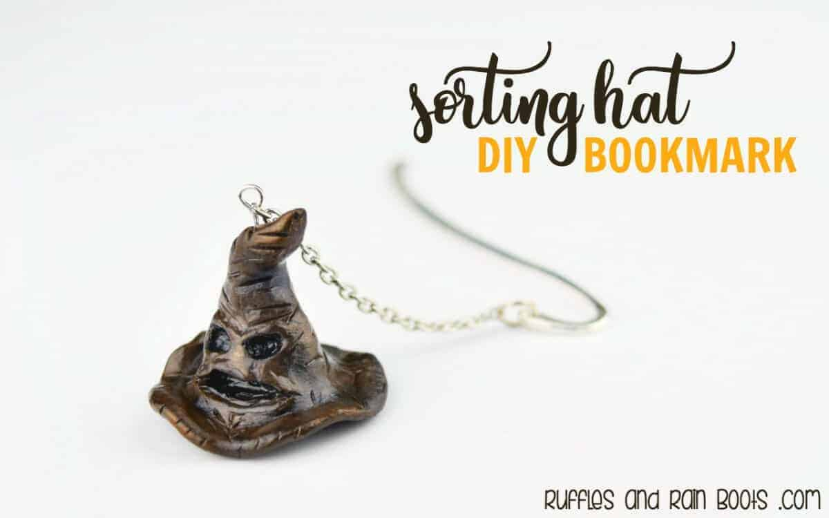 Sorting Hat Hogwarts Crafts