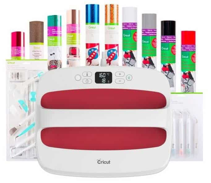 Best Cricut EasyPress 2 Bundle Deals 2019