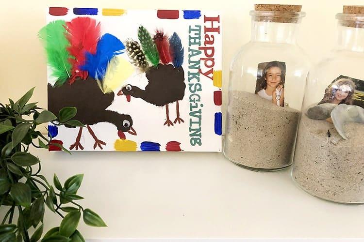 easy thanksgiving kids crafts