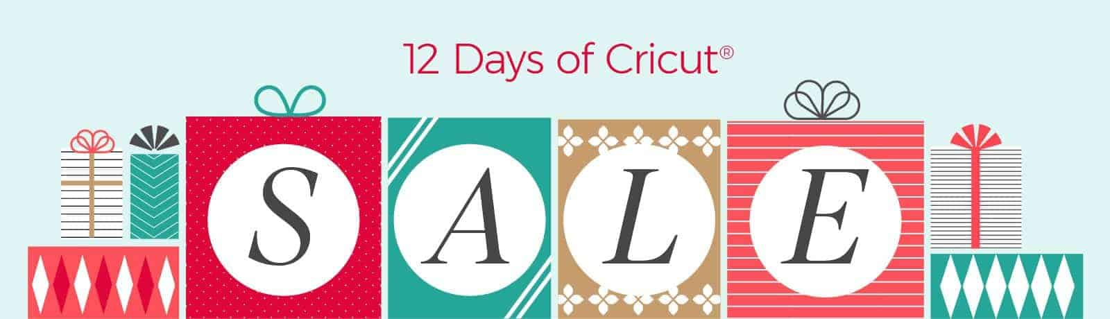 Cricut Christmas Sale