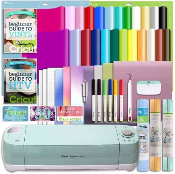 Cricut Explore Air 2 Vinyl Bundle