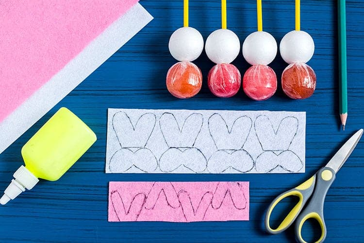 DIY Easy Easter Crafts for Kids
