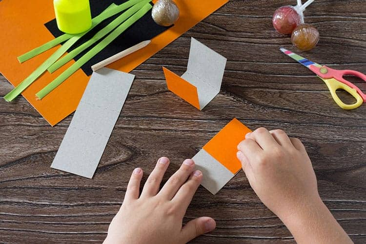 DIY Halloween Crafts for Kids
