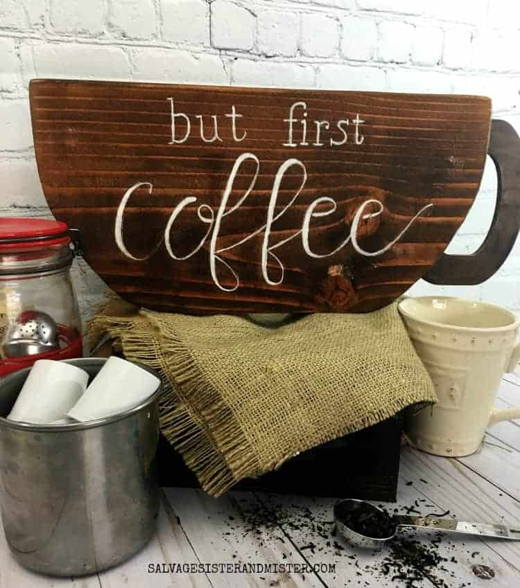 DIY wooden signs