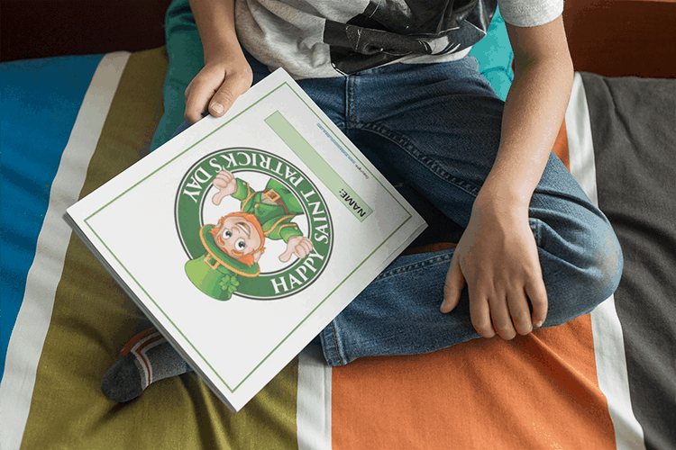 FREE St Patrick's Day worksheets Printable PDF