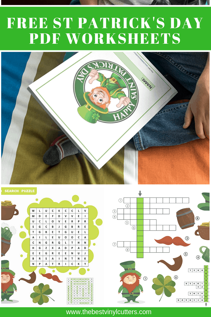 Free St Patrick's Day Printable Worksheets