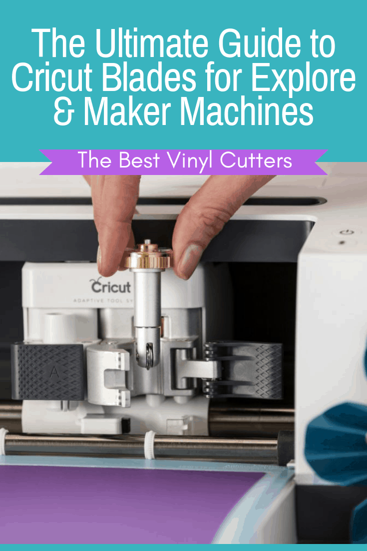 The Best Vinyl Cutters Cricut Blades