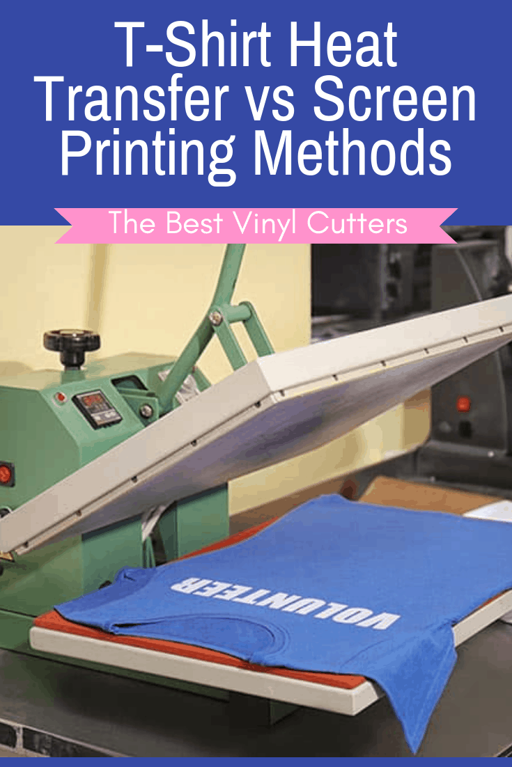 Heat Transfer vs Screen Printing