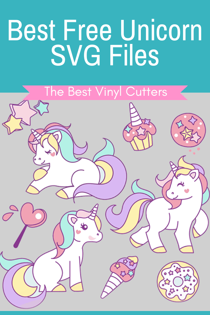 Best Free Unicorn SVG Files on the Web