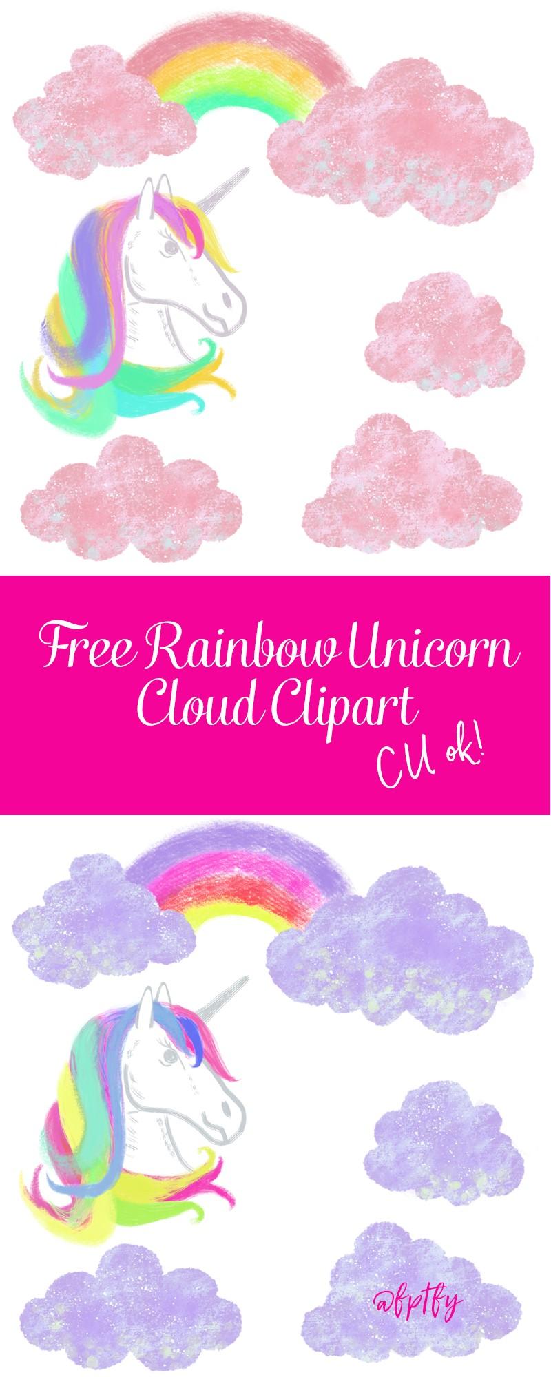 free-rainbow-unicorn-clouds-clipart