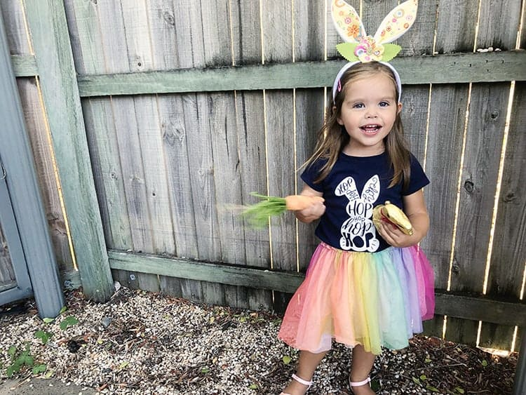girls easter shirts