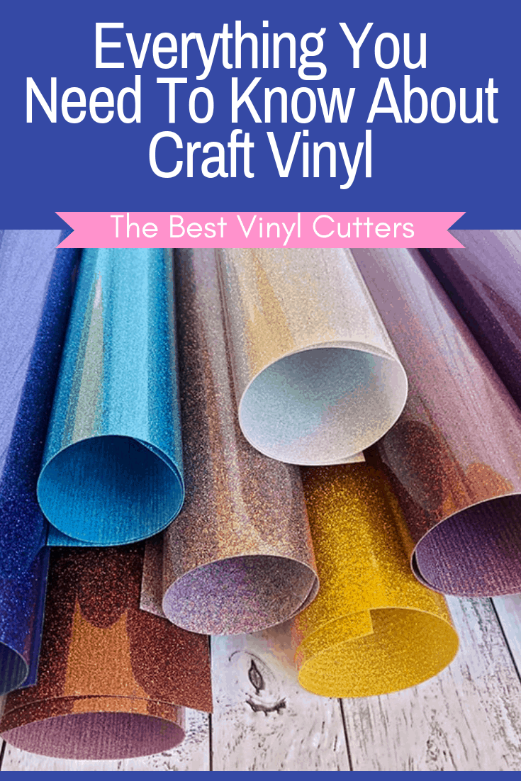Best Vinyl Cutters - Everything you need to know about craft vinyl