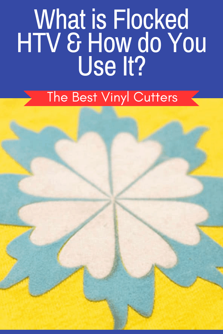 What is Flocked HTV and How do you use Flocked Iron-on Vinyl?