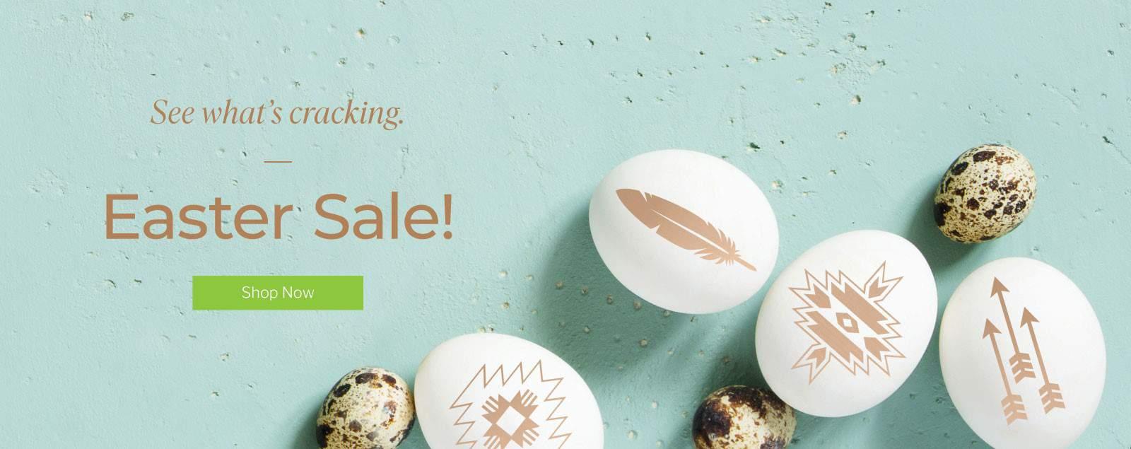 Cricut Easter Sale