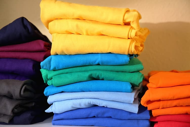 best blank t shirts