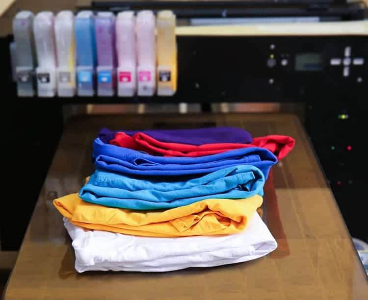 blank t shirts for printing
