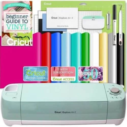 Cricut Explore Air 2 Bundle Black Friday Sale
