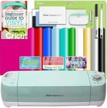 Cricut Explore Air 2 Bundle Sale