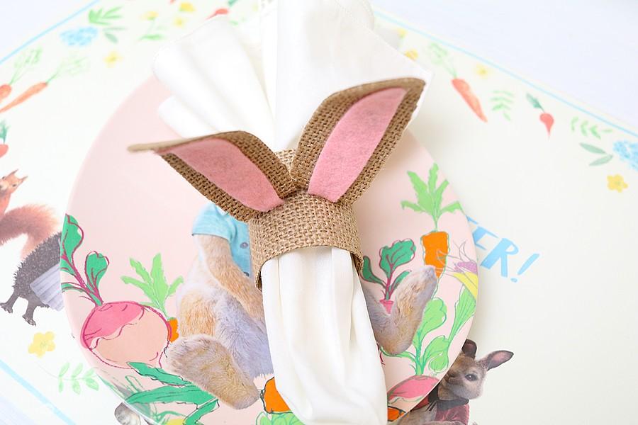 Bunny-Ear-Napkin-Rings