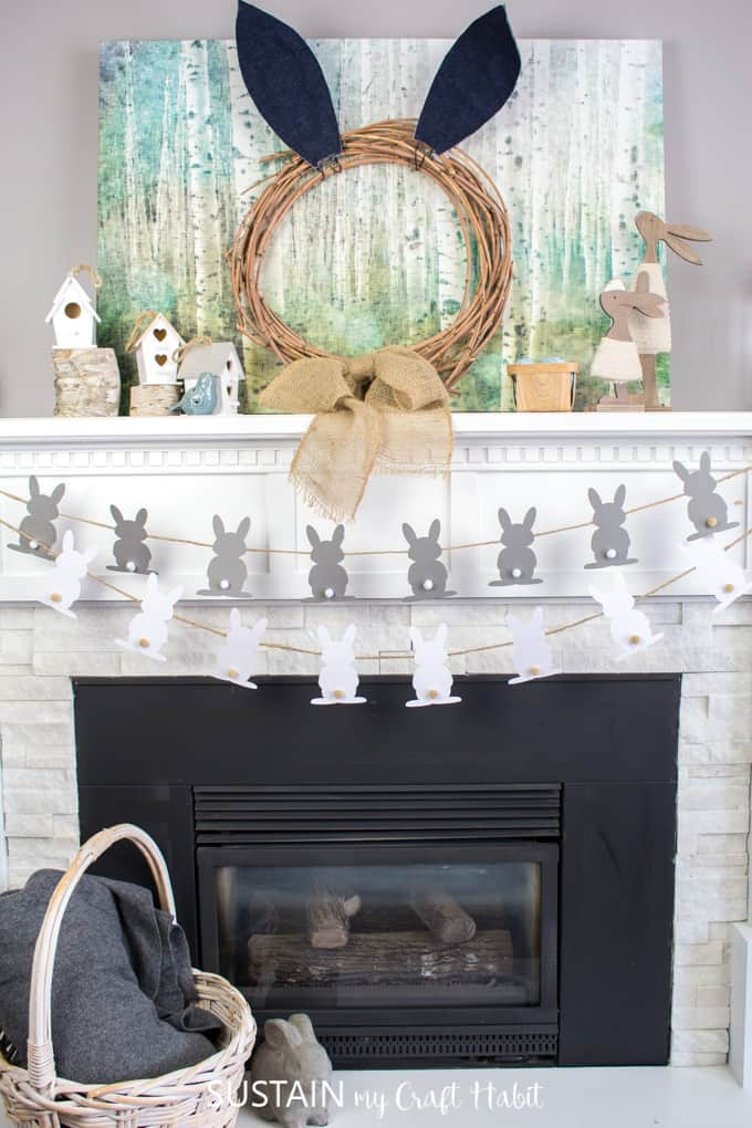 Bunny-Garland-with-Cricut-2648