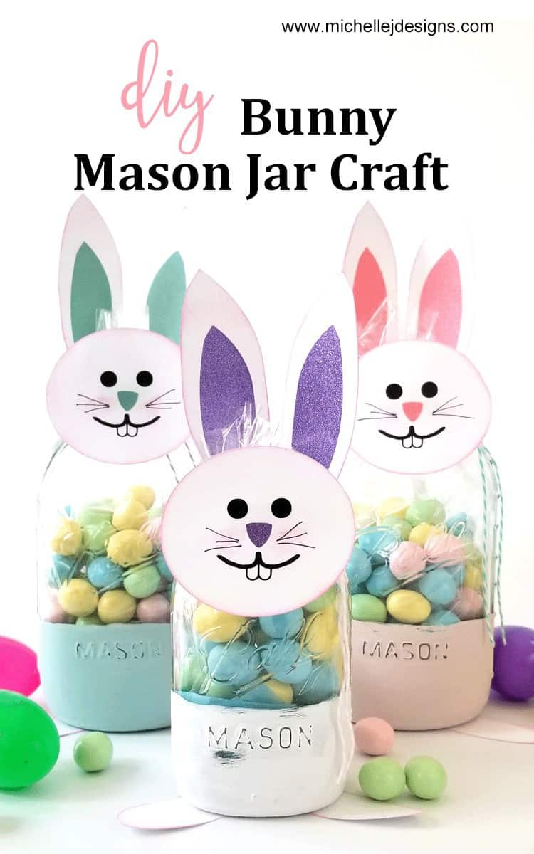 DIY Cricut Easter Crafts