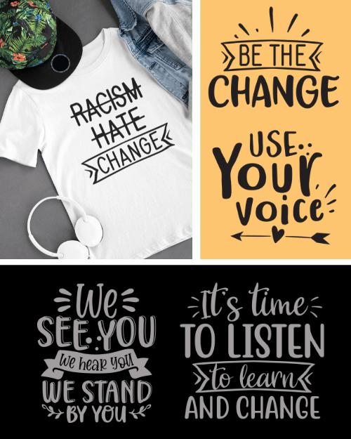 Free Black Lives Matter SVG Files