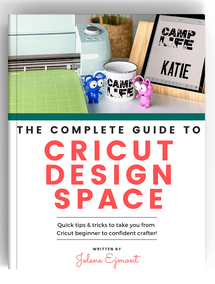 Cricut Design Space Book