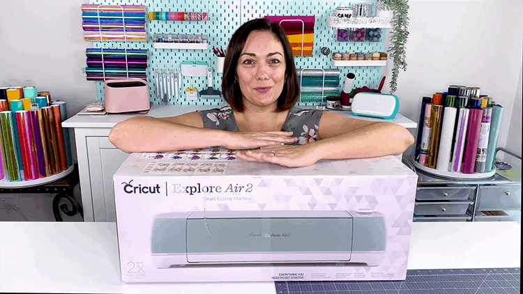 Cricut Explore Air 2 Unboxing