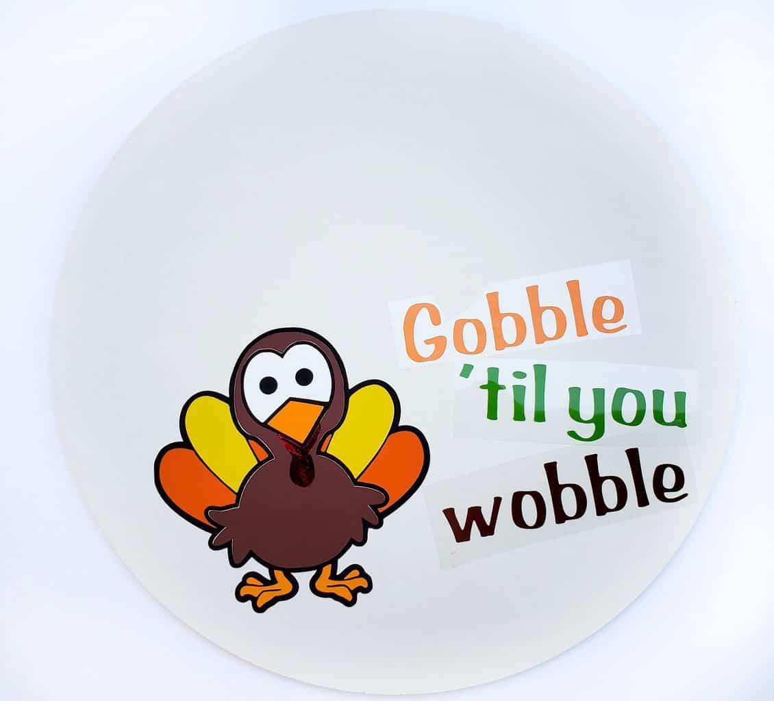 DIY Thanksgiving Sign