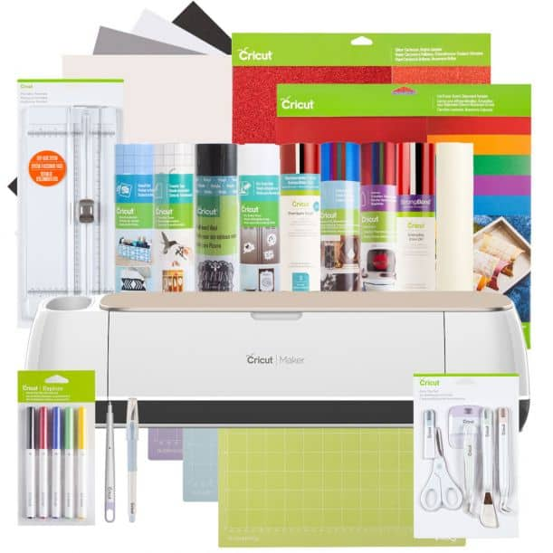 Black Friday Cricut Maker Everything Bundle