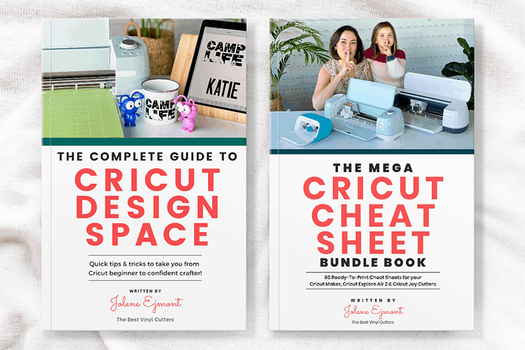 Cricut Books for Beginners